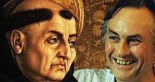 Aquinas and Dawkins